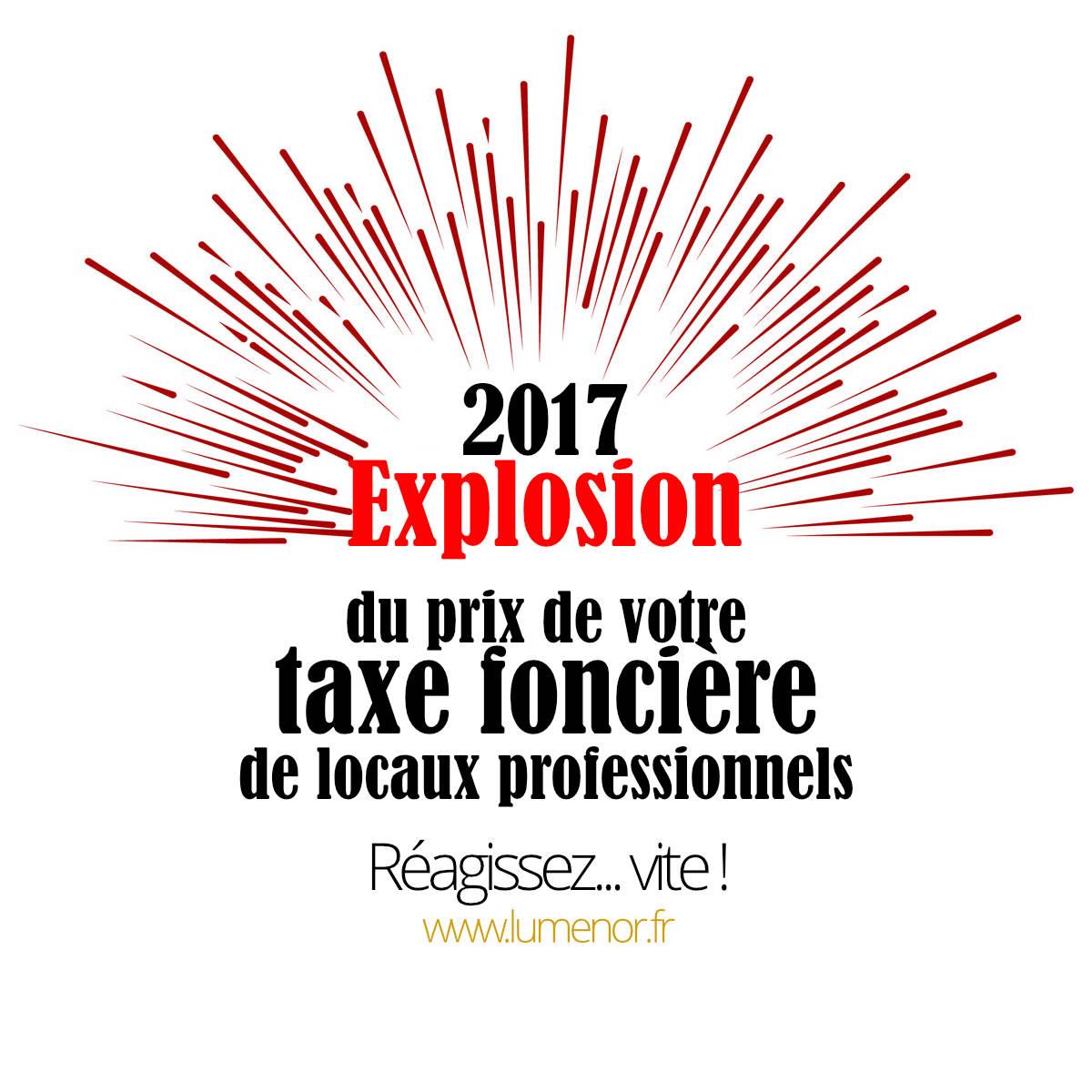 Explosion du prix de votre taxe fonciere 2017
